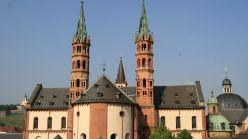 Heilige Messe zum Hochfest der Frankenapostel, Dom Würzburg