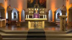 Eucharistiefeier mit Lichterprozession