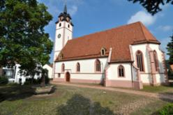 Mittwochabend-Andacht, Ev. Kirche Niefern