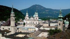 Dreifaltigkeitssonntag, Dom zu Salzburg