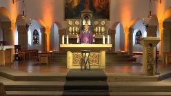 Eucharistiefeier, Wallfahrtskirche Maria Rosenberg