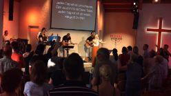 Gottesdienst, Christengemeinde Langenfeld