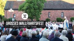 "Eucharistiefeier ""Holy Presence"", Wallfahrtskirche Maria Rosenberg"
