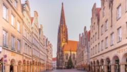 Heilige Messe, Stadt- und Marktkirche St. Lamberti Münster