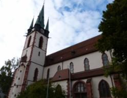 Heilige Messe, Kath.-Kg. Karlsruhe-Durlach-Bergdörfer