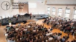 Gottesdienst, Evangelische Freikirche Siegburg